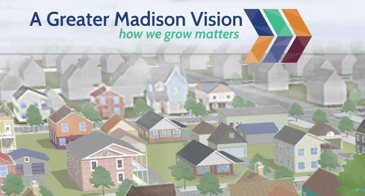 A greater Madison Vision logo